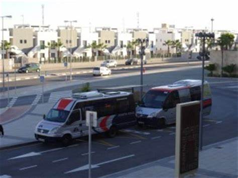 New Bus Route for the Orihuela Costa