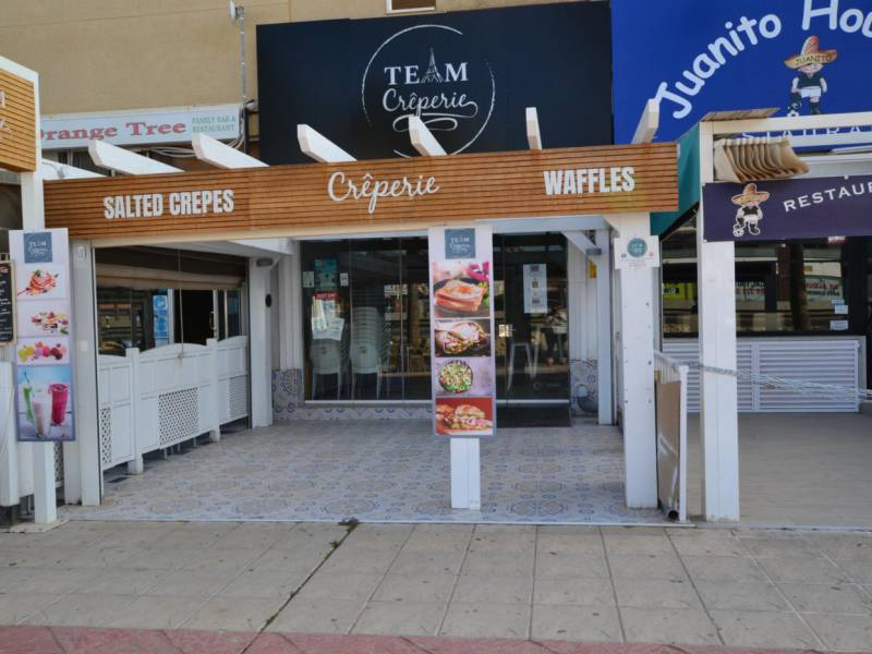 Commercial Unit - Commercial Leasehold - Orihuela Costa - Aguamarina
