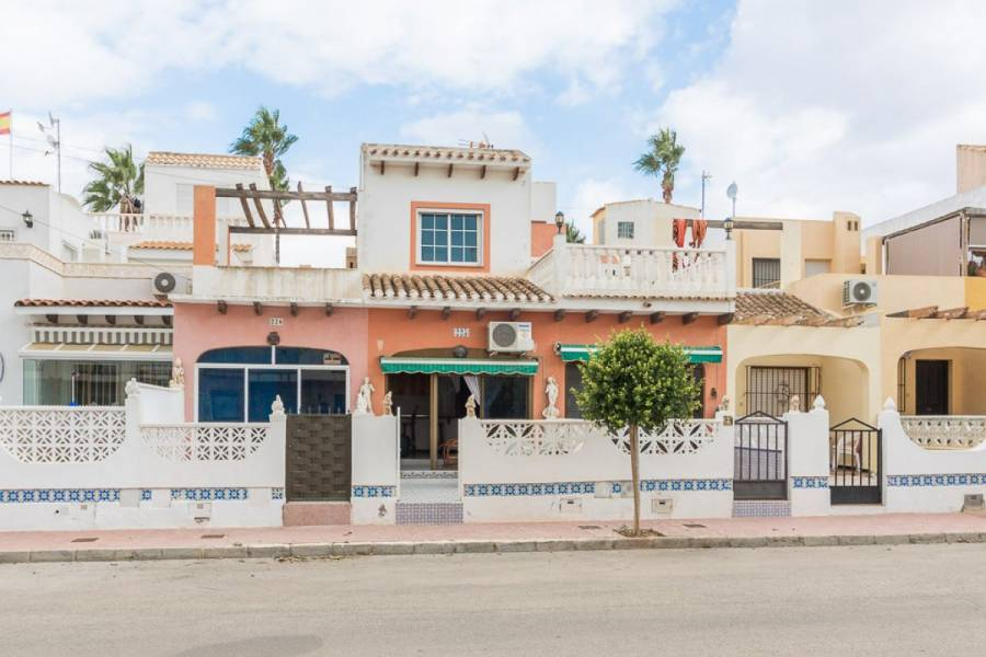 Resale - Detached - Orihuela Costa - Las Mimosas