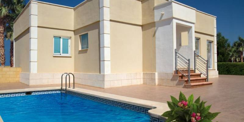 Semi-detached - New Build - Murcia - Balsicas