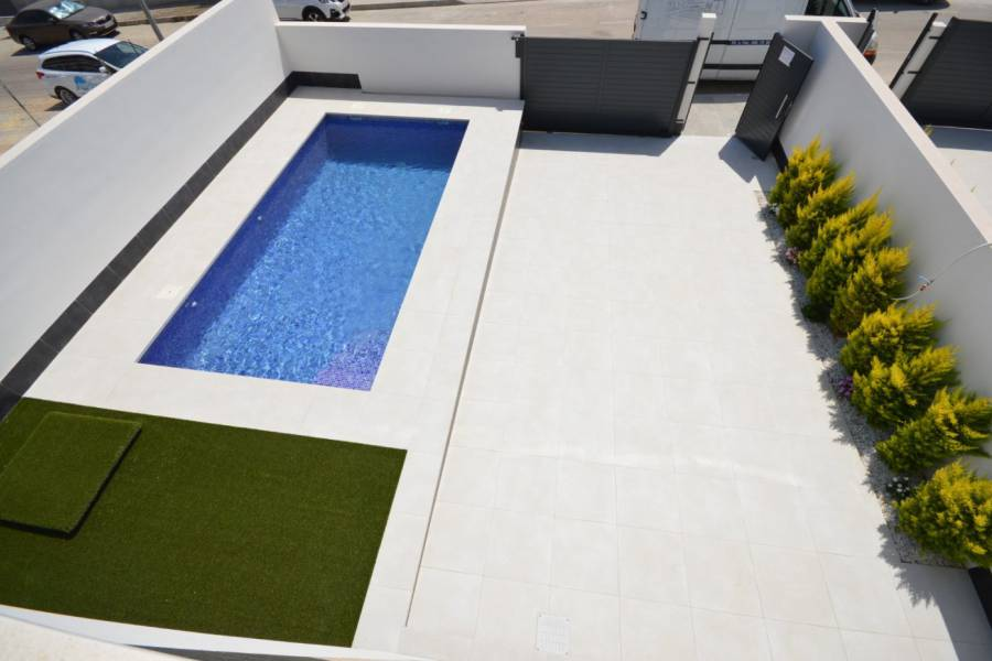 New Build - Semi Detached - Benijofar