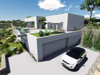 New Build - Detached - San Miguel de Salinas