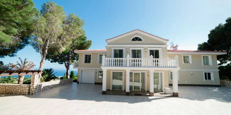 Villa - Resale - Altea - La Sierra