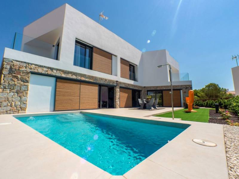 Detached - New Build - Finestrat - Balcón de Finestrat