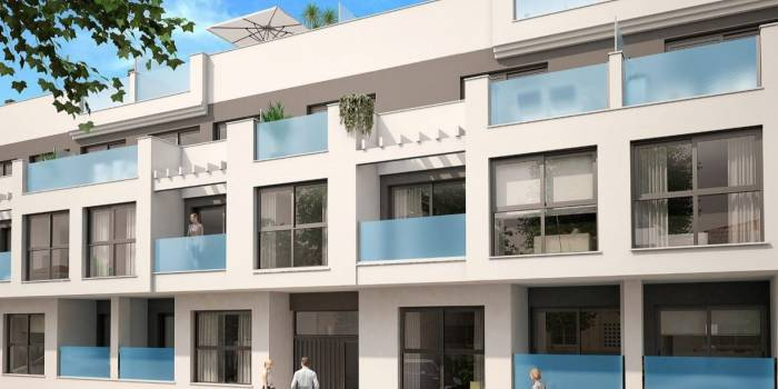 Apartment - New Build - Torrevieja - Carrefour