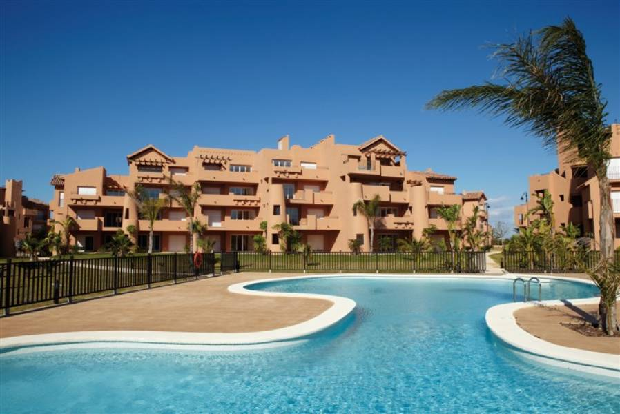 Resale - Apartment - Torre Pacheco - Mar Menor Golf Resort