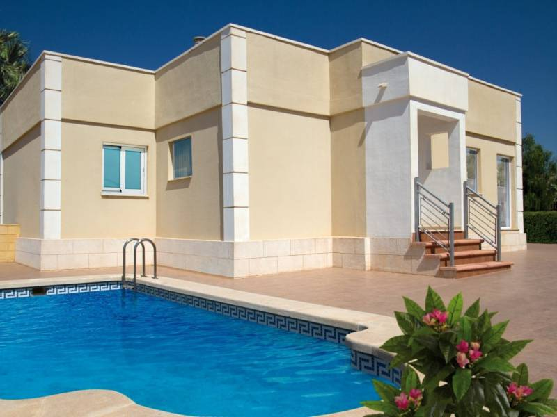 Semi Detached - New Build - Murcia - Balsicas