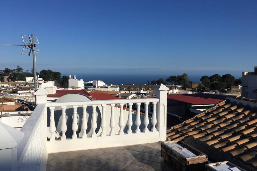 Resale - Townhouse - Mijas