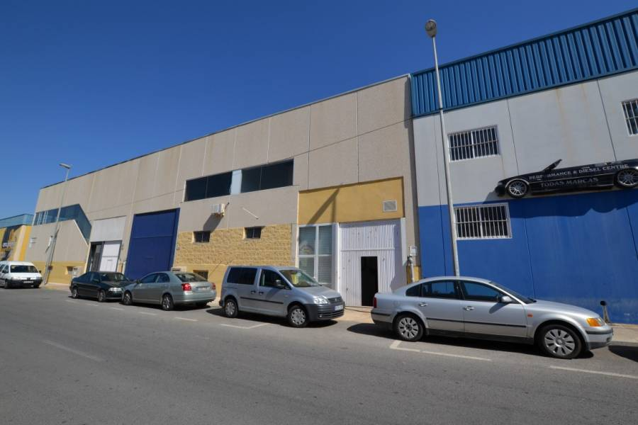 Commercial Freehold - Commercial Unit - Guardamar del Segura - Poligono ind. santa ana