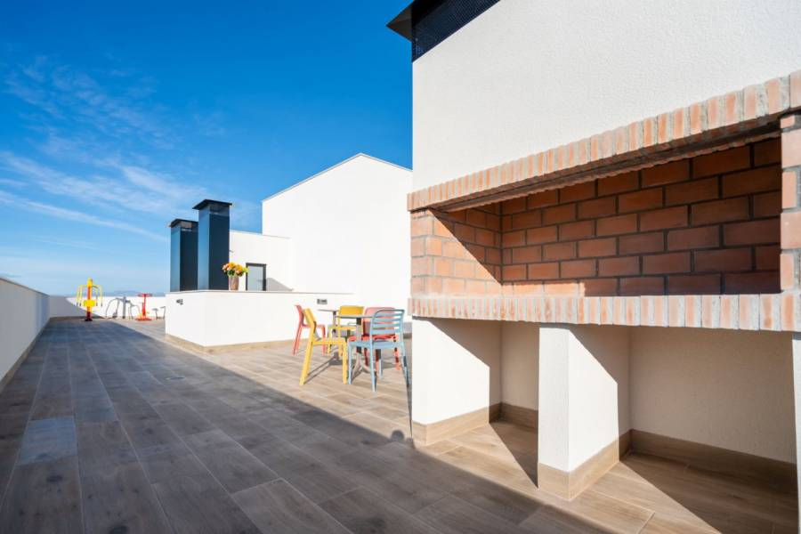 New Build - Apartment - Rojales - Entrada por formentera del segura