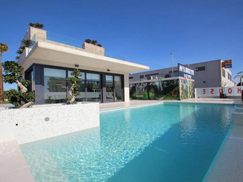 Detached - New Build - Orihuela Costa - Campoamor