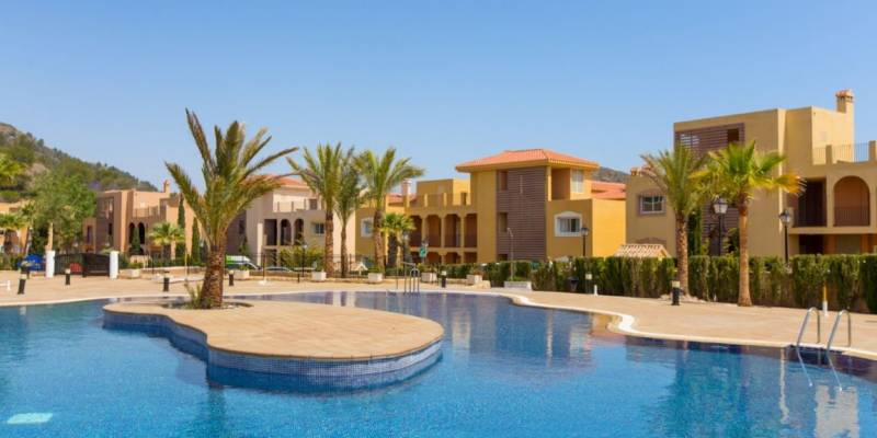 Apartment - Resale - La Manga Club - Hacienda del Golf