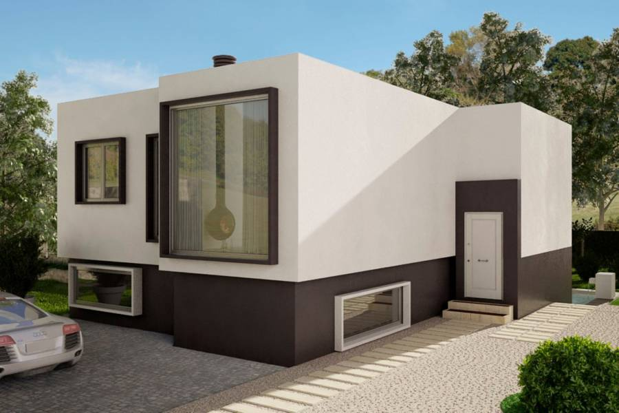 New Build - Detached - Gran alacant - GRAN ALACANT