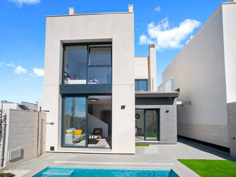 Detached - New Build - Torrevieja - Punta Prima