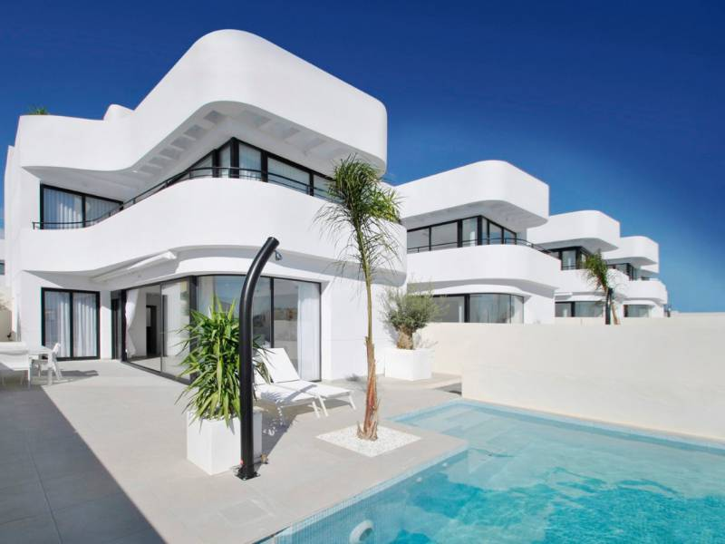 Detached - New Build - La Marina - La Marina