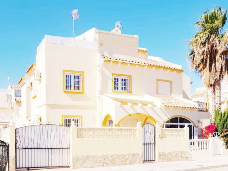 Detached - Resale - Orihuela Costa - Playa Flamenca