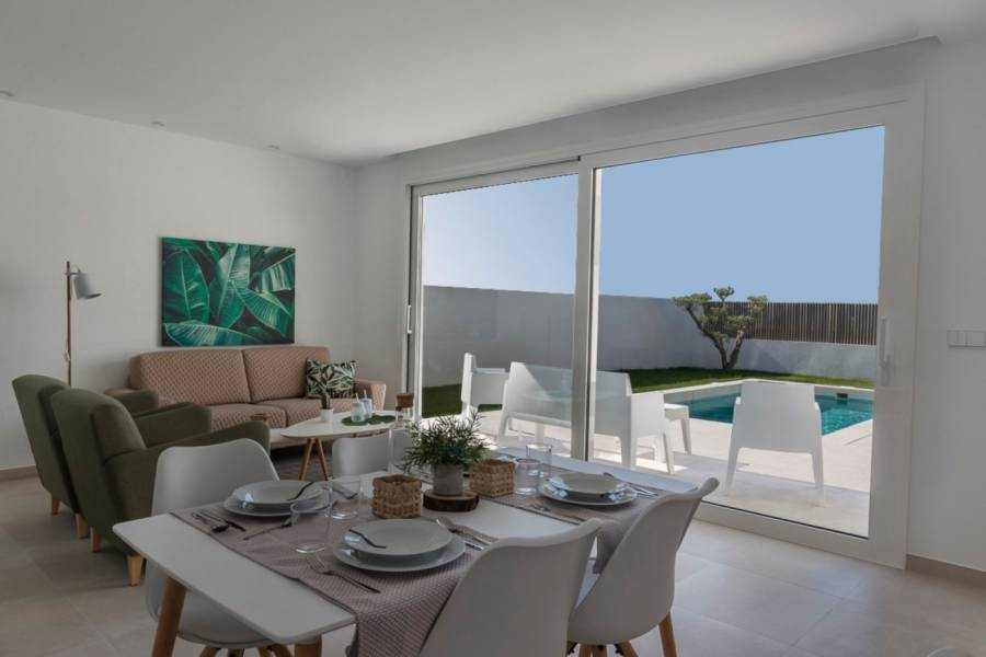 New Build - Detached - Santiago de la Ribera - San blas