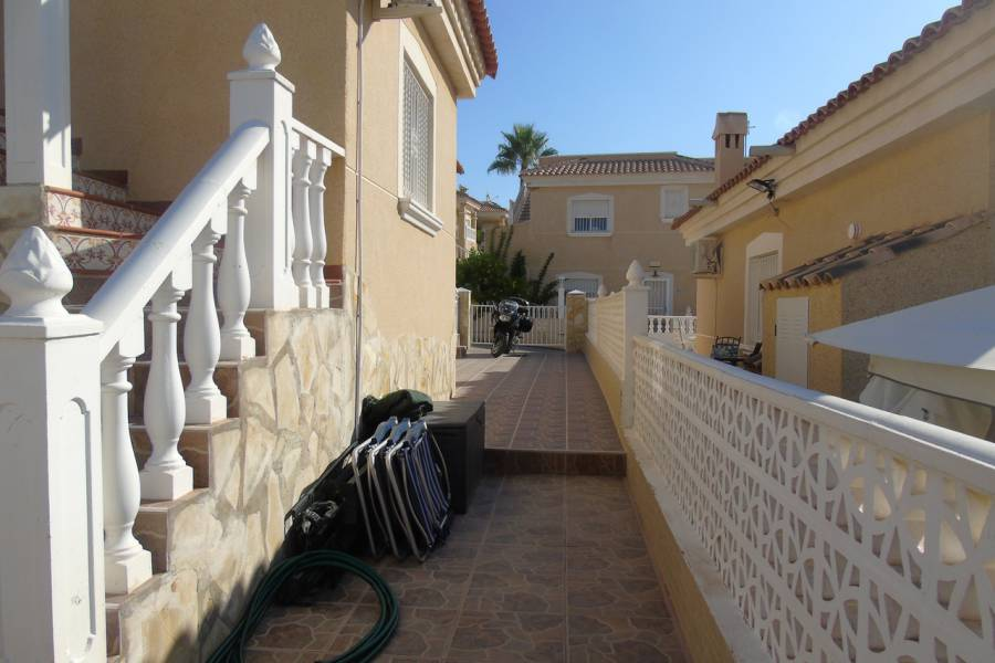 Resale - Detached - Orihuela Costa - Las Filipinas