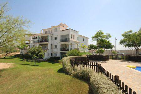 Apartment - Resale - Sucina - Hacienda Riquelme Golf Resort