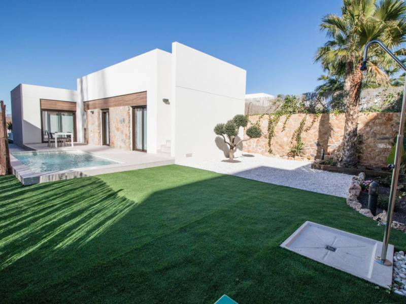 Detached - New Build - Algorfa - Campo de golf