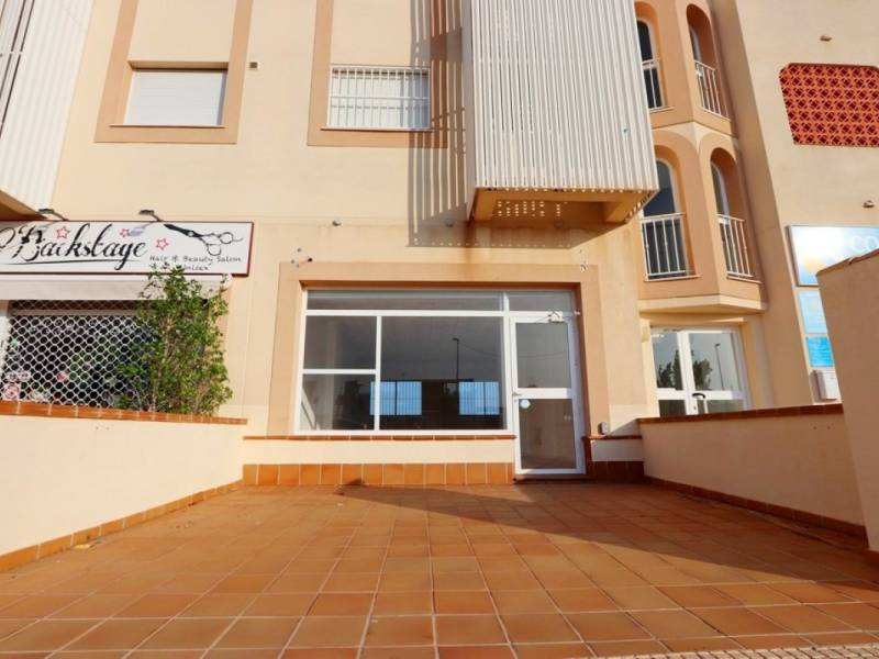 Commercial Unit - Kommersiell Freehold - Orihuela Costa - Aguamarina