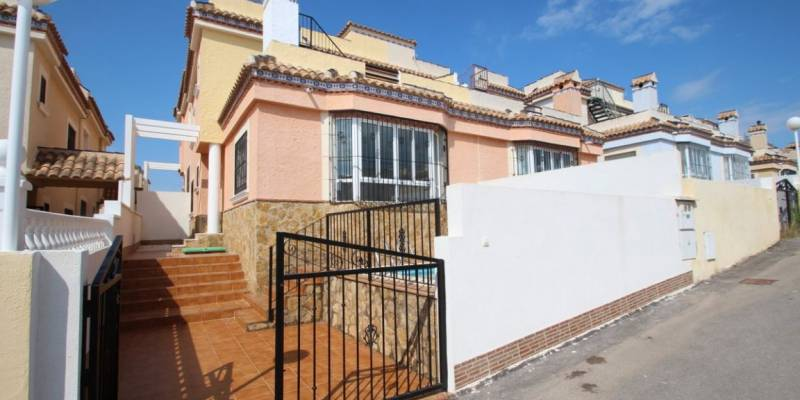 Townhouse - Resale - Orihuela Costa - PAU 26