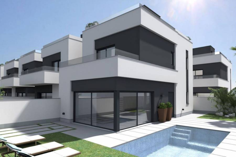 New Build - Detached - Orihuela Costa - Villamartin