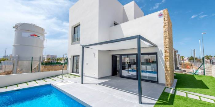 Villa - New Build - Rojales - Ciudad Quesada