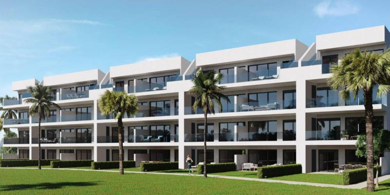 Apartment - New Build - Murcia - CONDADO DE ALHAMA
