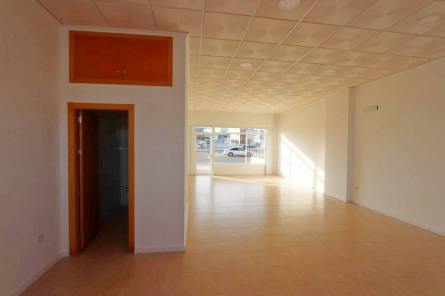 Commercial Freehold - Commercial Unit - Orihuela Costa - Agua Marina