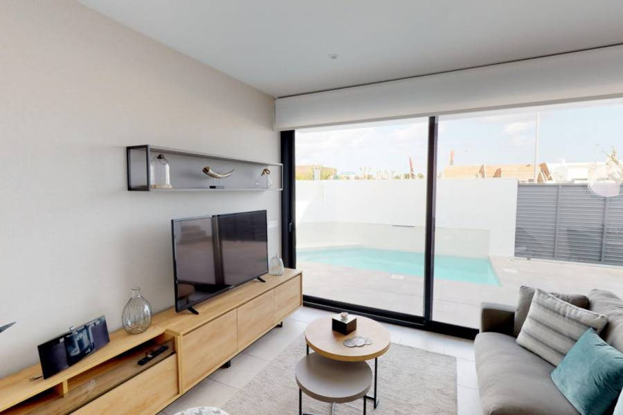 New Build - Townhouse - Cartagena - Mar de Cristal