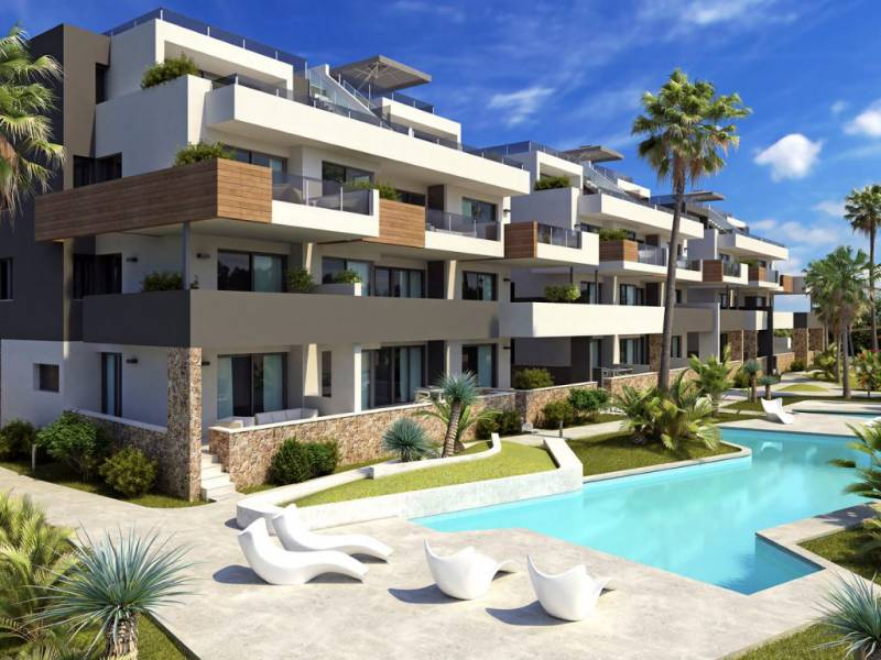 Apartment - New Build - Orihuela Costa - Los Altos
