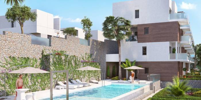 Apartment - New Build - Orihuela Costa - Las Ramblas