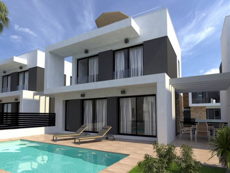 Detached - New Build - Orihuela Costa - Lomas de Cabo Roig