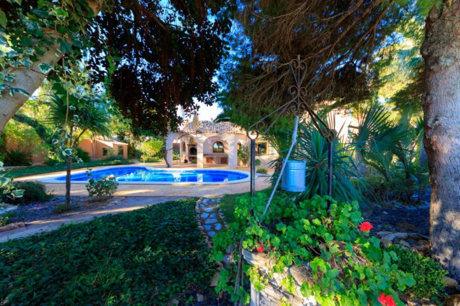Resale - Detached - Orihuela Costa - Montezenia
