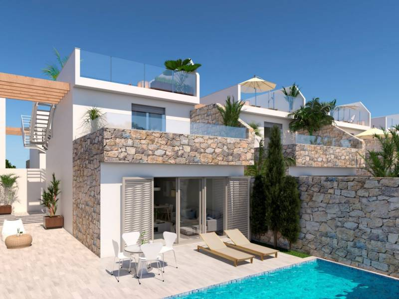 Detached - New Build - Los Alcázares - Centro