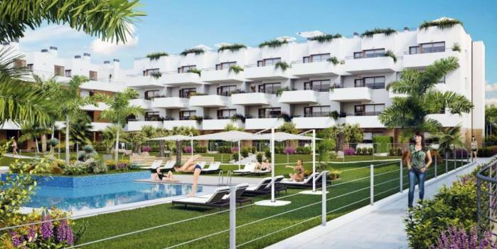 Apartment - New Build - Orihuela Costa - Lomas de Cabo Roig