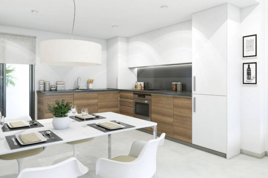 New Build - Apartment - Orihuela Costa - Las Ramblas Golf
