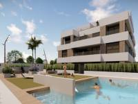 New Build - Apartment - San Javier - San javier