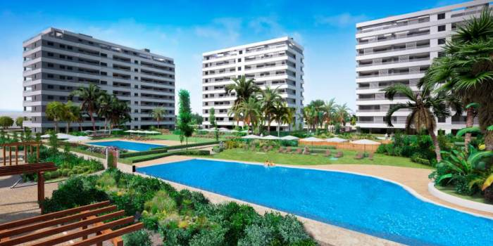 Apartment - New Build - Torrevieja - Punta prima