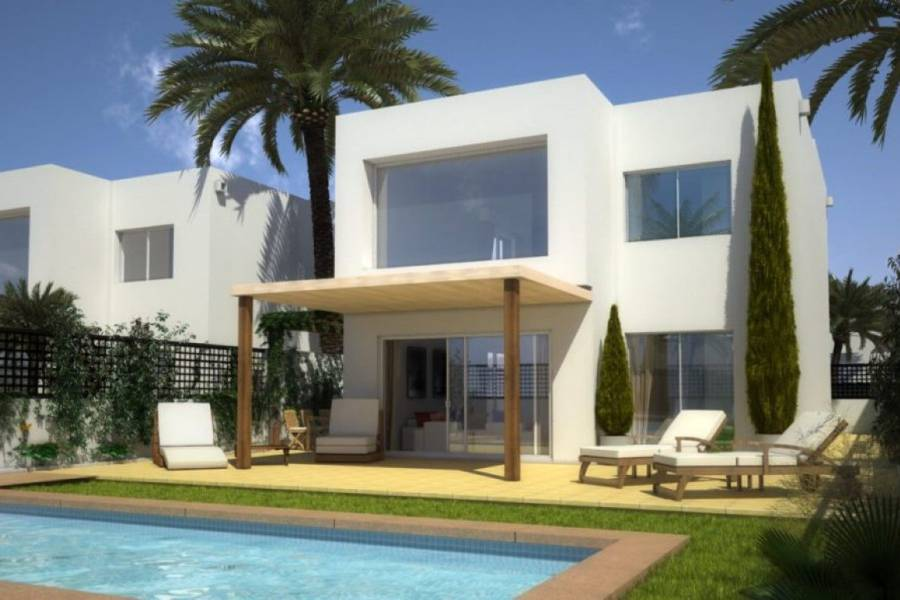 New Build - Detached - Cartagena - Mar de Cristal