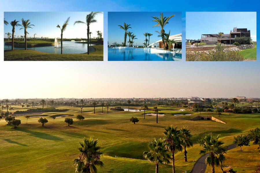 New Build - Detached - San Javier - Roda golf resort