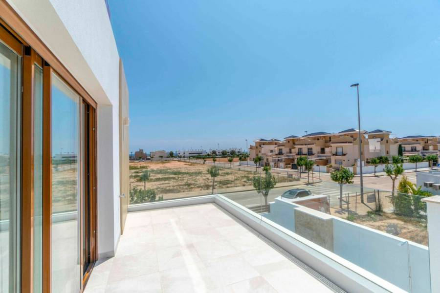 New Build - Detached - Pilar de la Horadada - La Torre de la Horadada