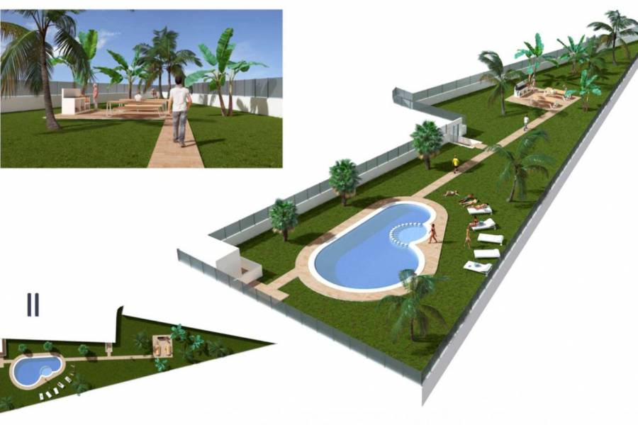 New Build - Quad - Orihuela Costa - Villamartin