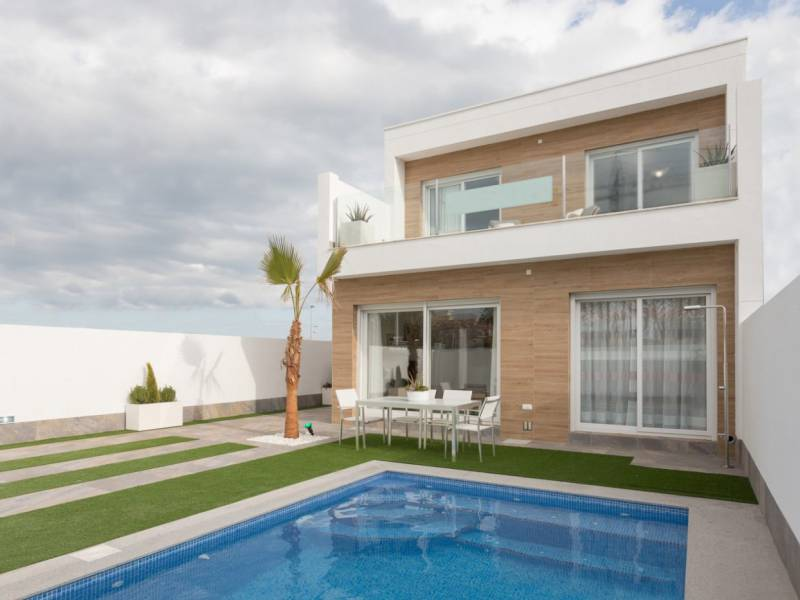 Detached - New Build - Pilar de la Horadada - Pilar de la Horadada