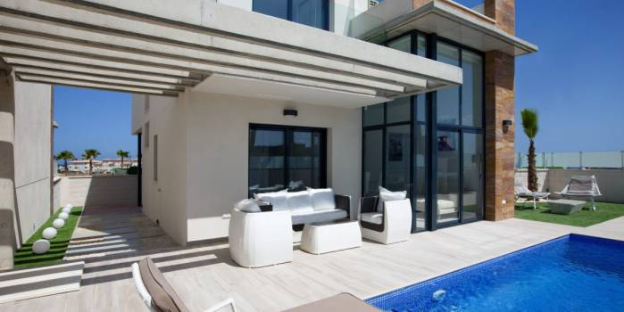 Villa - New Build - Orihuela Costa - Lomas de Cabo Roig