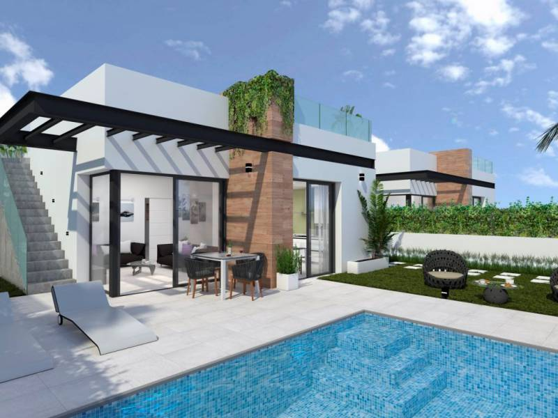 Detached - New Build - San Juan de los Terreros - San Juan de los Terreros