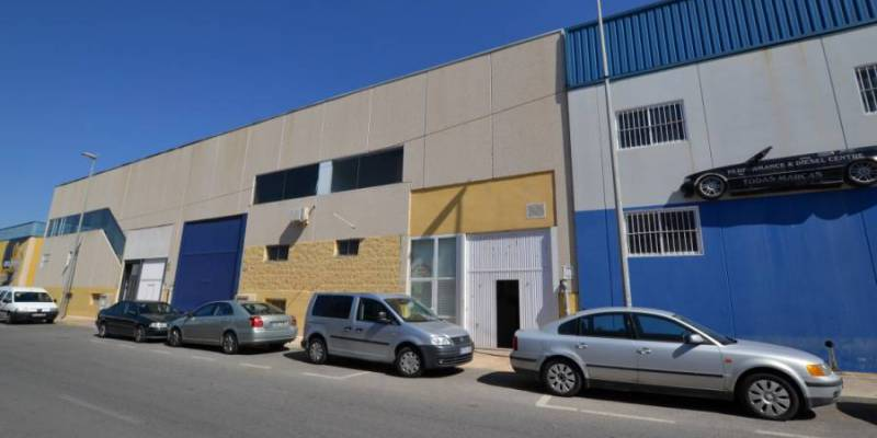 Commercial Unit - Commercial Freehold - Guardamar del Segura - Poligono ind. santa ana
