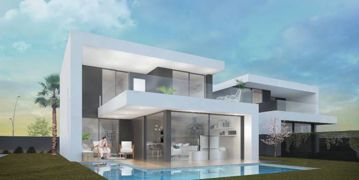 Detached - New Build - Santiago de La Ribera - Santiago de La Ribera