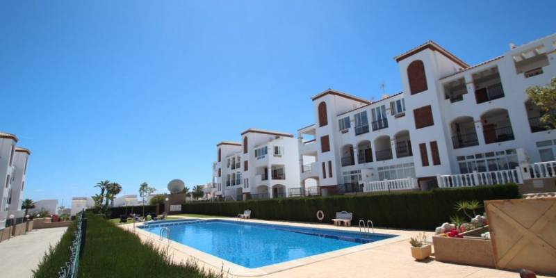Apartment - Resale - Orihuela Costa - La Ciñuelica
